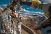 Lock your love in Santorini (DCphotography_) Tags: santorini destination fira landscape seascape sea sunset beautifull oia firostefani kamari greece greecetravel traveldestination travel thira dhodhekanisos σαντορίνη laivphoto blu theunforgettablepictures blueribbonwinner europe ivan lazzari laiv photo blue church door island white beach clouds sun cyclades wat 2016 2017