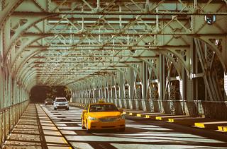 Patterns on a Bridge