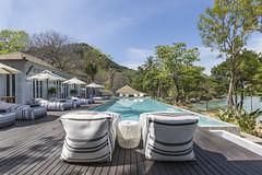 Swimming Pool (Atit Pth) Tags: swimming swimmingpool pool phangnga souththailand seaview hotel holiday island