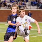 RBHS Var Mens Soccer vs LHS 3/9/17 (sgs)