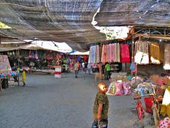 BOY IN A MARKET - THAILAND _ ID HEARN MACKINNON (ID Hearn Mackinnon) Tags: thailand thai market marketplace boy cambodia isaan isan issan border 2011 idhearnmackinnon australian photographer photos photo photograph travel tourism tourist si saket