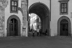 Pisa 2014 (1) (José M. Arboleda) Tags: blancoynegro monocromático calle palacio pisa italia eos josémarboledac ef24105mmf4lisusm markiii 5d
