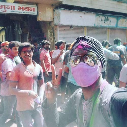 #HoliFestival #India