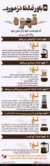 ۵ باور غلط در مورد قهوه (mehd_isaviour) Tags: غذایی اطلاع نگاشت اینفوگرافی قهوه اینفوگرافیک باور ای غلط در مورد خواص مرجع