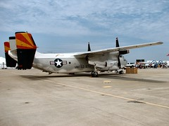 """C-2A Greyhound 9 • <a style=""""font-size:0.8em;"""" href=""""http://www.flickr.com/photos/81723459@N04/33528458226/"""" target=""""_blank"""">View on Flickr</a>"""