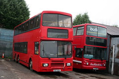 Cheadle (97303) Tags: 6wheeler bus leyland