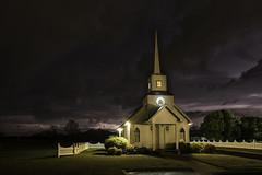 DSCF2963 four winds chapel (snolic...linda) Tags: arkansas 501 fujixt2 conway fourwindschapel lightning storm