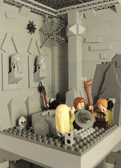 Top floor (Automaton Pictures) Tags: pictures brick mushroom rock skeleton toy spider sam floor lego time you dwarf top tomb contest competition lord ring well rings gollum cave hobbits 16 minifig noise hobbit took pippin vignette entry fool orc dwarven fellowship dwarves samwise legolas automaton moria unnoticed minifigure dum ori moc balin orcs vig peregrin gamgee 16x16 autopic balins khazad caradhas goblingoblins