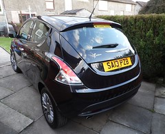 New Toy! 30.05 2013. (dougie.d) Tags: fiat chrysler lancia tychy ypsilon 2013 12se