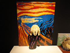 Nathan Sawaya- Art of the Brick