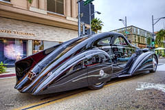 1925 Rolls-Royce Phantom I Aerodynamic Coupe (dmentd) Tags: rollsroyce phantom coupe 1925 aerodynamic i jonkheere propercars rodeodriveconcours