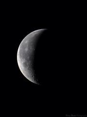 MB-Mond1.Juli1 (Suqar) Tags: mond astro markus astronomie mondsichel halbmond bachl bachlmarkus markusbachl wwwmarkusbachlcom markusbachlcom