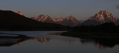 Mt. Moran, Grand Teton National Park (JimBab) Tags: park reflection mt bend grand national teton moran oxbow