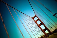 Golden Gate Bridge (Spiros Vathis) Tags: sanfrancisco california bridge sky usa unitedstates unitedstatesofamerica goldengatebridge sausalito
