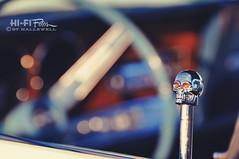 Skull Bokeh (Hi-Fi Fotos) Tags: auto door hot detail car vintage fun skull cool scary nikon classiccar dof bokeh lock sigma kitsch retro attitude part chrome hotrod mean custom tough musclecar accessory coolcar kustom d5000 18250mm hallewell hififotos
