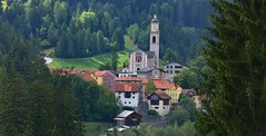 Tiefencastel (Meinrad Périsset) Tags: schweiz switzerland nikon suisse grisons tiefencastel swizzera villagesuisse nikond800 cantondesgrisons