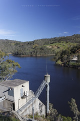 Number 245 of 365 - Kangaroo Creek Dam, Adelaide, South Australia (MarkFromAdelaide) Tags: mark reservoir adelaide voodoo day245 adelaidehills kangaroocreek photo365 number245 voodoophotography day245365 3652013 kangaroocreekreservoir 365the2013edition markfromadelaide 02sep13 number245of365