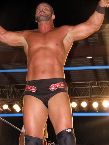 Bobby Roode - (TNA) Impact Wrestling 8/31/13 Shenandoah County Fair - Woodstock, Virginia