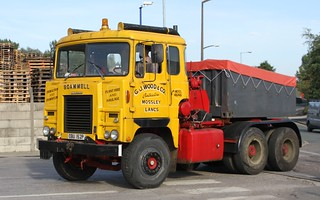 Scammell Crusader 6x4 Tractor  29092013 130
