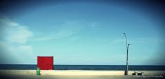 Calmness (TheVinamra) Tags: travel trees light sunset sea people orange sun india france tree beach car sunrise french graffiti sand coconut south documentary calm vehicle serene forever crow tamil tamilnadu colony soothing ashram pondicherry southindia nadu aurobindo pondi frenchcolony frenchindia