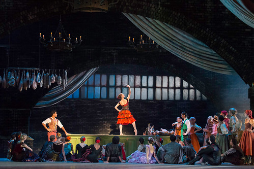 Carlos Acosta's Don Quixote to be broadcast live in cinemas on 16 October