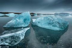 Jkulsrln (Kristinn R.) Tags: sky ice clouds iceland nikon lagoon jkulsrln d3x nikonphotography breiamerkursandur kristinnr