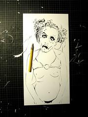 NEW Stencils 4layer (mittenimwald) Tags: studio stencil layer cutter olva nudepunk mittenimwald