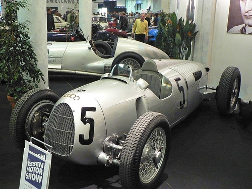 Auto Union Type C Rennwagen 1937