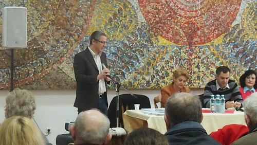 PES activists Gorj - Simpozionul