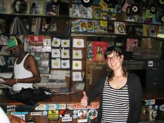 Record Shack!!! (S_Crews) Tags: me kingston jamaica orangestreet recordshack