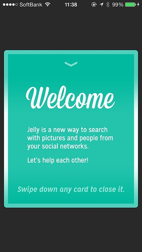 jelly iOS App