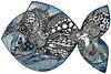 Fish (artyshroo) Tags: fish mermaid zentangle wwwartyshrooblogspotcouk