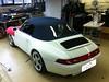 18 Porsche 911-993 mit Verdeckbezug von CK-Cabrio Werkstattbild wb 02