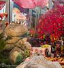 Chinese New year (Year of the Horse) (mtux) Tags: sculpture horse festive decoration chinesenewyear pavilion kualalumpur yearofthehorse kiron28mmf2 kiron28mmf2mc