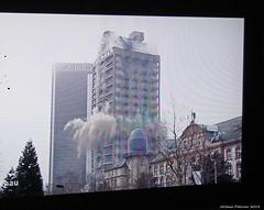 Frankfurt am Main -  Sprengung des AfE Turms 2014 (television)