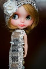 Sequins dress for Blythe