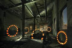 OoOoO (inhiu) Tags: longexposure light lightpainting abandoned night decay fishmarket urbex lakebaikal olkhonisland ruassia inhiu nkond800