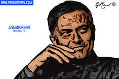 Jose Mourinho Chelsea FC ART Illustration by Jeremy Artist of GRMLPRODUCTIONS.COM (GRMLPRODUCTIONS.COM | GodRescuedMyLife) Tags: new boss wallpaper art illustration club design football video artwork funny chelsea graphic image drawing picture free jeremy download hd png jpg manager jpeg championsleague 1920 chelseafc 1080 1024 2014 720p premierleague josemourinho grml 2013 grmlproductions grmlproductionscom wonderkiidart godrescuedmylife jeremyartist