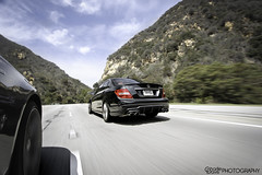 Mercedes-Benz C63 AMG. (Charlie Davis Photography) Tags: