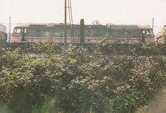 "Withdrawn Inter-City Executive Class 47/4, 47406 (37190 ""Dalzell"") Tags: spoon generator scrap duff withdrawn railriders stored class47 47406 brush4 class474 intercityexecutive frodinghamdepot bastard20"