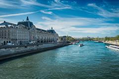 d'Orsay sur la Seine (JoMiHo) Tags: paris france seine musedorsay fujifilmxpro1 fujinonxf18mmf2
