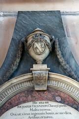 Norwich, Norfolk, UK (mira66) Tags: england church monument urn memorial norfolk norwich standrew rawlins dennison