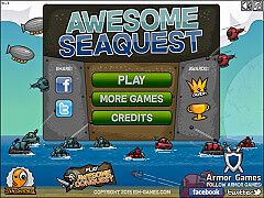 海戰大反擊(Awesome Seaquest)