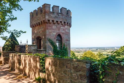 Jakobsturm - Château d'Ortenberg
