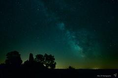 """""""Milky Way""""... Une premire !!! V2 (marcb.photographie) Tags: sunset way milky etoile crepuscule auvergne voie lacte"""