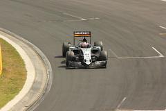 Hungaroring Force India (trebography) Tags: india one 1 hungary force budapest july saturday grand f1 prix 25 formula 25th hungaroring motorsport qualifying 2015