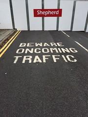 Photo of Uncoming traffic