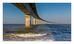 Le Pont de l'Île de Ré (philturp) Tags: ilederé france sea poitoucharentes mer monumentsarchitecture ouvrage pont rivedouxplage nouvelleaquitaine fr océan bridge