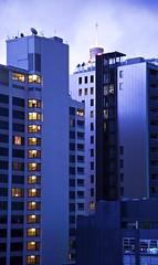 Bluescape (Padmacara) Tags: australia sydney d610 nikkor24120 building blue explored