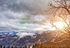 Himalayan mornings... (The Canon Fanboy) Tags: himachal narkanda india bobbyroy photography himalayas snow winters sunrise goldenglow